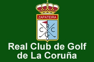 Logo de  Club de golf A Zapateira
